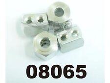 08065 TRASCINATORI IN METALLO DA 12mm WHEEL HEX OFF ROAD 1:10 HIMOTO