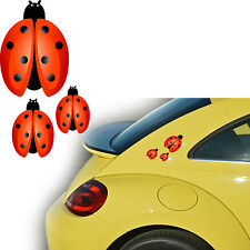 Ladybird Stickers Voiture Chambre Wall Stickers fenêtre graphique portable bagages autocollant