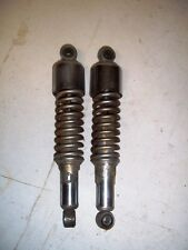1977 Kawasaki KZ400A rear shocks  KZ 400 KZ400 springs
