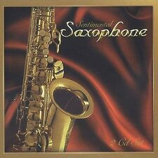 Sentimental Saxophone by Various Artists (CD, Aug-2003, 2 Discs, NorthQuest)