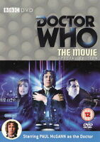 Doctor Who - The Movie (2 Disc Special Edition) MINT CONDITION  Dispatch in 24h