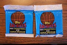 (2) pack lot 1993 Topps Archives The Rookies Jumbo Packs - Michael Jordan PSA10?