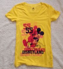Disney New Junior Womens Shirt Size Small Top Clothing