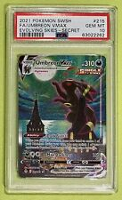 Pokemon Umbreon VMAX Alternate Art PSA 10 GEM MT - Evolving Skies 215/203