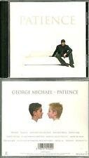 CD - GEORGE MICHAEL : PATIENCE