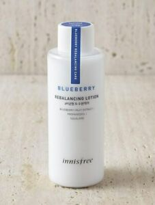 INNISFREE Blueberry Rebalancing Lotion - 130ml (NEW) - *UK Seller