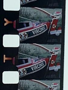 AMATEUR Film Metal Reel Through Southern Waterways Oxford - London Cruise 1965