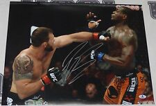Ryan Bader Signed UFC 16x20 Photo BAS COA Fight Night 47 Picture Autograph 192