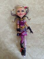 EVER AFTER HIGH DOLL WAY TOO WONDERLAND COURTLY JESTER HEAD ONLY FOR OOAK CUSTOM