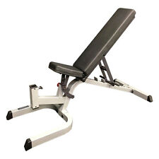 Body-Solid Adjustable Flat Incline Decline Bench For Exercise Fitness Body Solid
