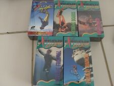 New listing EXTREME SPORTS - 5 Double VHS packs - Awesome !!! Brand new - Sealed - WOW
