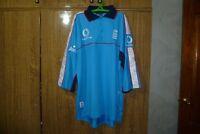 Rare England Cricket Asics Vintage Shirt Home 1997/1998/1999 Jersey Men Size XL