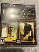 The Ico & Shadow of the Colossus -- Limited Edition (Sony PlayStation 3, 2011)