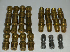 Brass AIR Hose Fitting High Pressure Swivel Adapter (see details)