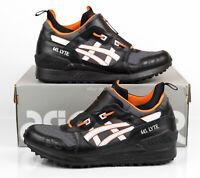 ASICS Tiger Men's GEL-LYTE MT Athletic Shoes 1191A204 Black/White size 10 *NEW*