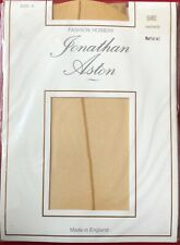 Jonathan Aston Seamed Tights Pantyhose Natural size A