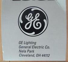 GE Quartzline Projektor Lampe 24V 200W
