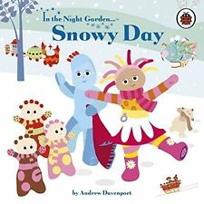 In the Night Garden: Snowy Day, Andrew Davenport, New Book