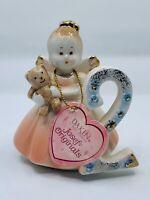 Josef Originals Birthday Girls Through the Years Angel age 2 Porcelain Doll