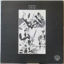 GENTLE GIANT In a Glass House LP Orig. U.K. Press on WWA w/Insert + Inner Sleeve