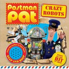 Postman Pat Funtime Sounds: Crazy Robots,Igloo Books