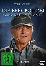 Die Bergpolizei - Ganz nah am Himmel - 2. Staffel (1-16) - Terence Hill [4 DVDs]