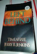 Left Behind by Jerry Jenkins & Tim LaHaye -A Novel of the Earth's Last Days (PB)