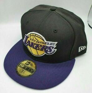 New Era 59fifty Fitted Hat, Cap - LA Lakers, NBA