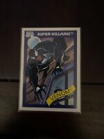 1990 Impel Marvel Universe Series 1 #73 Venom Super-VillainS PSA QUALITY
