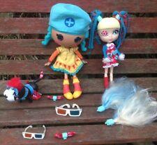 """Lalaloopsy DOLL & Cutie Pops Bambole 11"""" & 14"""""""