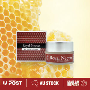 Royal Nectar Face Bee Venom Eye Cream 15ml Lifting Moisturising Anti-Wrinkle