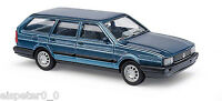 Busch 48120 VW Passat Variant »Metallica«, Blau, H0 Automodell 1:87