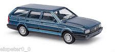 """Busch 48120 VW Passat Variant """"metallica"""", azul, h0 coche modelo 1:87"""