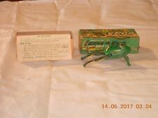NEVER USED IN ORG. BOX WITH INSTRUCTIONS GENUINE HALIK CO. MINNESOTA FROG LURE