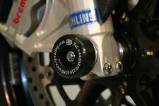 R&G Fork Protectors for Aprilia Caponord 1200 (2013)  + 174 more bikes -FP0020BK