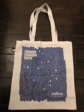 Latest Official London Fashion Week Tote Canvas Bag By Ashish - Sept 2017