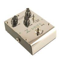 Biyang OD8 X Drive (TS Tube Tones) Overdrive Guitar Effect Pedal