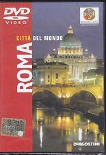 Dvd **CITTA' DEL MONDO ~ ROMA** Region Free