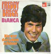 "<3537-19> 7"" Single: Freddy Breck - Bianca"