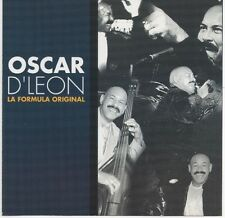 Oscar D' Leon - La Formula Original - ORIGINAL RARE CD! MI MUJER ES UNA BOMBA