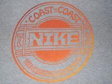 Nike Coast To Coast 72 The Original Running Co T-Shirt Regular Fit Mens Small