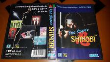 ## SEGA Mega Drive - The Super Shinobi (JAP/JP) - TOP ##