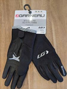 Louis Garneau Women's GX Pro winter full finger gloves - medium - Black