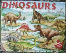 Dinosaurs Floor Puzzle 48 Pieces Melissa and Doug