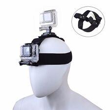 360° Rotation Flexible Head Band Strap Mount For GoPro Hero 5 4 3 XiaoYi HD