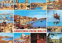 BG35438 greetings from the sunshine island malta