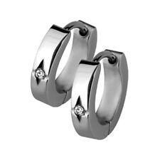 Stainless Steel Cubic Zirconia Fashion Jewellery