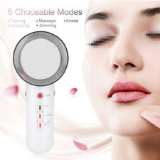 Infrarouge Ultrason LED Appareil de Massage Anti-cellulite Minceur Masseur EU