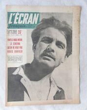 L'ECRAN FRANCAIS N° 247 en 1950 ADAM SZIRTES COLETTE MADELEINE ROBINSON
