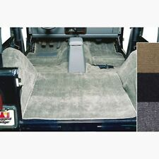 Carpet Kit Deluxe Gray Jeep Cj7 76-86 Wrangler Yj 87-95  X 13690.09